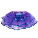 Brybelly Purple & Blue Costume Tutu