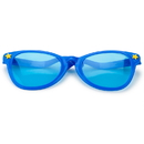 Brybelly Jumbo Sunglasses - Blue