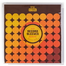Brybelly 33 RPM Record Sleeves, 100-pack