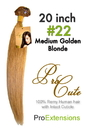 Brybelly #22 Medium Golden Blonde Pro Cute