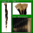 Brybelly Platinum Leopard Highlight Streak Pack