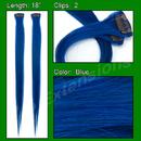 Brybelly (2 PCS) Blue Highlight Streak Pack