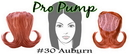 Brybelly #30 Auburn Pro Pump - Tease With Ease