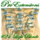 Brybelly #24 Light Blonde - 20 inch Remi