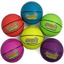 Brybelly 6 Regulation Size Neon Basketballs
