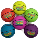 Brybelly 6 Youth Size Neon Basketballs