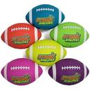 Brybelly 6 Regulation Size Neon Footballs