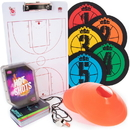 Brybelly Hot Shot Basketball Coach Kit