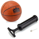 Brybelly 5-Inch Mini Basketball with Needle and Inflation Pump
