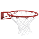 Brybelly White Nylon Basketball Net