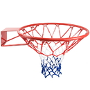 Brybelly Red, White, and Blue Nylon Basketball Net
