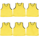Brybelly 6-pack Adult Scrimmage Pinnies, Yellow