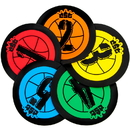 Brybelly Hot Shots Training Markers, 5-pack