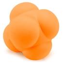Brybelly Hi-Bounce Reaction Ball, Orange