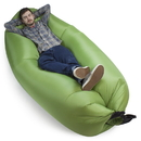 Brybelly Inflatable Camping Couch, Moss