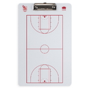 Brybelly Dry Erase Basketball Coaching Clipboard