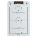 Brybelly Dry Erase Soccer Coaching Clipboard