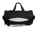 Brybelly 20 Inch Black 600HD Tuff Cloth Canvas Duffel Bag