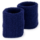 Brybelly Wrist Sweatbands 2-pack, Blue