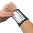 Brybelly Quarterback Playbook Wristband, 4.75