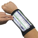 Brybelly Quarterback Playbook Wristband, 6.5
