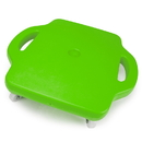 Brybelly 4pack 16in Gym Class Scooter Board w/Safety Handles - Green