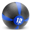 Brybelly 12lb Tuff Grip Rubber Medicine Ball