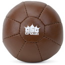 Brybelly 1 kg (2.2 lbs) Leather Medicine Ball