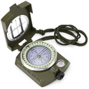 Brybelly Prismatic Waterproof Military-Style Compass