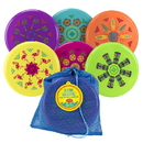 Brybelly Ocean Breezers Flying Discs