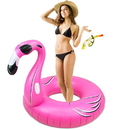 Brybelly 5Ft Wide Flamingo Float