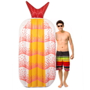 Brybelly Shrimp Sushi Inflatable Pool Float