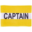 Brybelly Captain Armband, Adult, Yellow