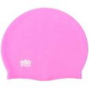 Brybelly Silicone Swim Cap, Pink