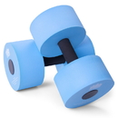Brybelly Aqua Dumbbells, 2-pack
