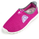 Brybelly Pink Women's Shore Runner Water Shoes, Size 7