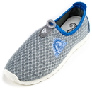 Brybelly Grey Women's Shore Runner Water Shoes, Size 10