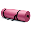 Brybelly Extra Thick (3/4in) Yoga Mat - Pink
