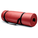 Brybelly Extra Thick (3/4in) Yoga Mat - Red