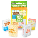 Brybelly Mini Kids Card Games 4-pack
