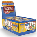Brybelly Sub Shop Case of 12 with Pop-Up Retail Display