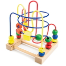 Brybelly Developmental Wooden Bead Maze Game