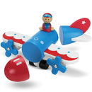 Brybelly Make & Break Magnetic Airplane