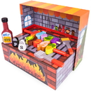 Brybelly Grill N' Fill BBQ Barbecue Playset