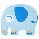 Brybelly Wooden Elephant Clothing Rack