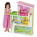 Brybelly Wooden Wonders Living Large! Modern Doll House