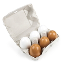 Brybelly Wood Eats! Eggcellent Eggs with Real Carton