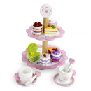 Brybelly Wood Eats! Tea Time Pastry Tower
