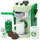 Brybelly Espresso Express Coffee Maker Playset