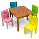 Brybelly Table and Chairs Set